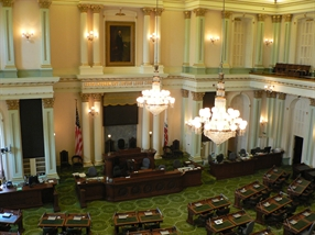 Juvenile and Criminal Justice Bills Clear the California Legislature