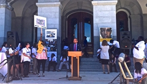 Assembly Select Committee Hears from Youth of Color