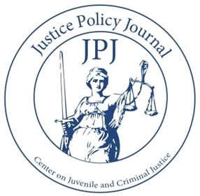 Justice Policy Journal - Volume 17, Number 1 – Spring, 2020