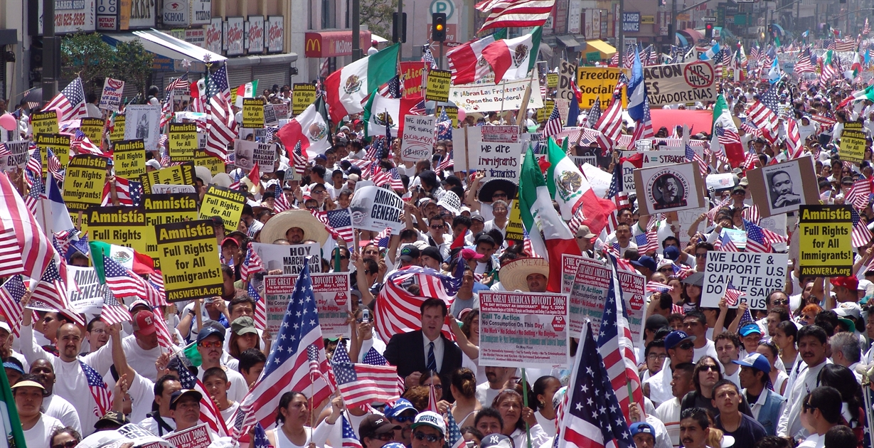 immigration then and now Immigration now and then the tyranny of change: america in the progressive era, john whiteclay chambers, 1992 why today's immigration is a worse problem than the great wave.