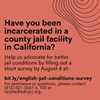 We Need Your Voice to Protect People in California's Jails!