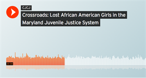 Lost African American Girls in the Maryland Juvenile Justice System