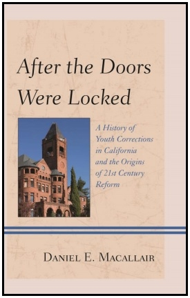September news from CJCJ: Executive Director publishes history of California juvenile justice system