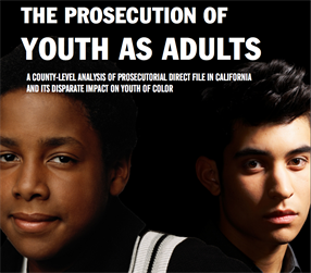 New Report! Direct File Rates Arbitrarily Rising for Youth of Color