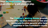 Support Safe, Trauma-free Childcare on #GivingTuesday