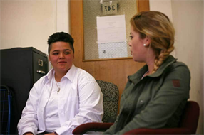 From juvenile detention to straight A's, with the help of a mentor