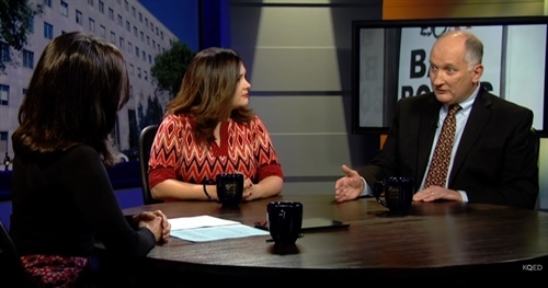 CJCJ Executive Director Daniel Macallair speaks with KQED's Thuy Vu and Marisa Lagos on the KQED Newsroom.