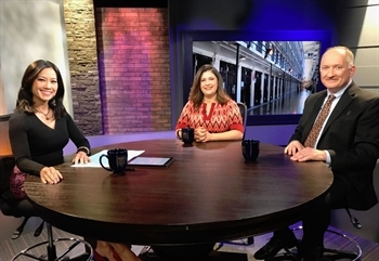 Dan Macallair joins Marisa Lagos and Thuy Vu on the KQED newsroom.
