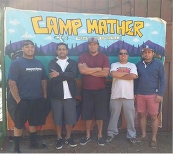 JJS Staff at Camp Mather
